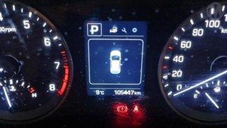 2017 Hyundai Tucson TL MY18 Active X (FWD) White 6 Speed Automatic Wagon.