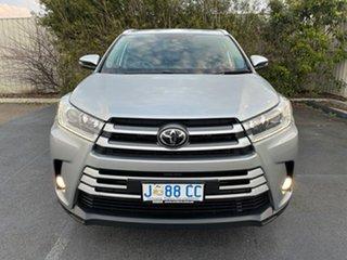 2019 Toyota Kluger GSU50R GXL 2WD Quicksilver 8 Speed Sports Automatic Wagon.