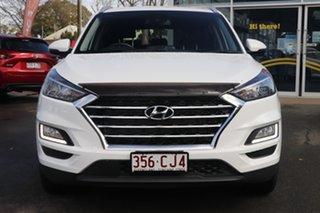 2018 Hyundai Tucson TL3 MY19 Elite 2WD White 6 Speed Automatic Wagon.