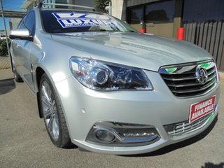 2013 Holden Calais VF MY14 V Sportwagon Silver 6 Speed Sports Automatic Wagon