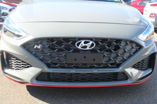2021 Hyundai i30 Pde.v4 MY22 N D-CT Shadow Grey 8 Speed Sports Automatic Dual Clutch Hatchback.