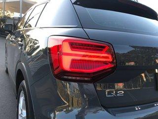 2017 Audi Q2 GA MY17 design S Tronic Grey 7 Speed Sports Automatic Dual Clutch Wagon