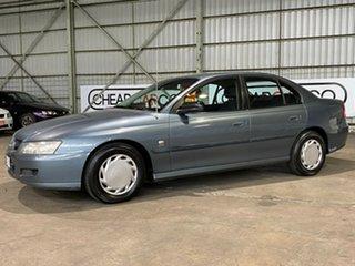 2004 Holden Commodore VY II Executive Grey 4 Speed Automatic Sedan.