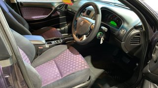 2003 Holden Crewman VY II S Mauve 4 Speed Automatic Utility