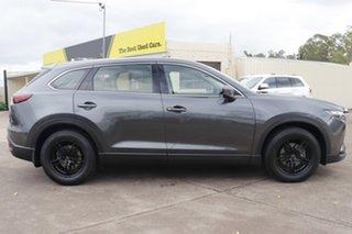 2019 Mazda CX-9 TC Touring SKYACTIV-Drive Grey 6 Speed Sports Automatic Wagon.