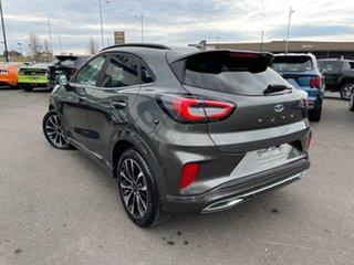 2020 Ford Puma JK 2021.25MY ST-Line V Grey 7 Speed Sports Automatic Dual Clutch Wagon.
