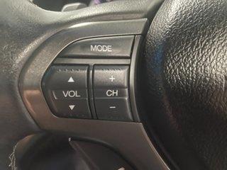 2013 Honda Accord Euro CU MY13 Luxury Black 5 Speed Automatic Sedan