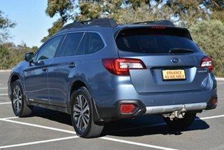 2018 Subaru Outback B6A MY18 2.5i CVT AWD Blue 7 Speed Constant Variable Wagon