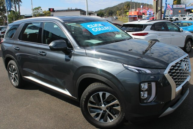 New Hyundai Palisade LX2.V1 MY21 2WD North Gosford, 2021 Hyundai Palisade LX2.V1 MY21 2WD Steel Graphite 8 Speed Sports Automatic Wagon
