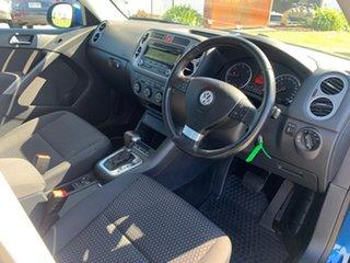 2009 Volkswagen Tiguan 5NC MY09 103 TDI Blue 6 Speed Tiptronic Wagon