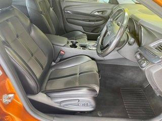 2017 Holden Commodore VF II MY17 SV6 Orange 6 Speed Sports Automatic Sedan
