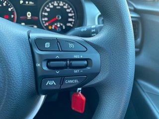 2021 Kia Stonic YB MY22 S FWD Signal Red 6 Speed Automatic Wagon