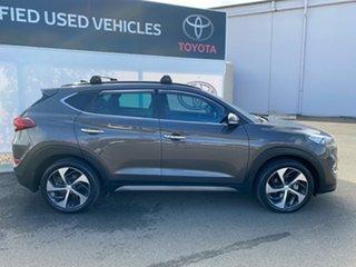 2016 Hyundai Tucson TLE Highlander R-Series (AWD) Brown 6 Speed Automatic Wagon.
