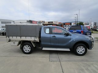 2019 Mazda BT-50 UR0YG1 XT Freestyle Blue 6 Speed Sports Automatic Cab Chassis