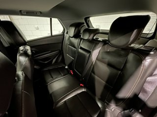 2017 Holden Trax TJ MY18 LTZ Summit White 6 Speed Automatic Wagon