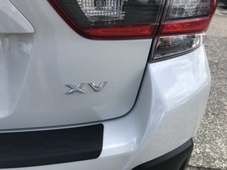 2021 Subaru XV G5X MY21 2.0i Lineartronic AWD Crystal White 7 Speed Constant Variable Wagon