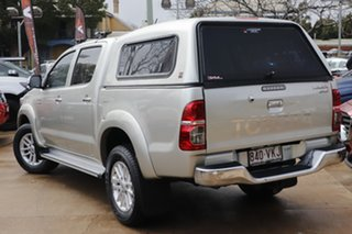 2014 Toyota Hilux KUN26R MY14 SR5 Double Cab Gold 5 Speed Automatic Utility