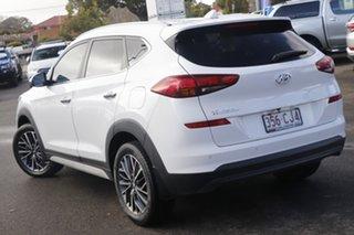 2018 Hyundai Tucson TL3 MY19 Elite 2WD White 6 Speed Automatic Wagon