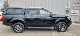 2018 Nissan Navara D23 S3 ST Black 7 Speed Sports Automatic Utility.
