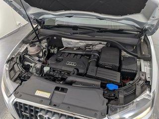 2012 Audi Q3 8U MY12 TFSI S Tronic Quattro Silver 7 Speed Sports Automatic Dual Clutch Wagon