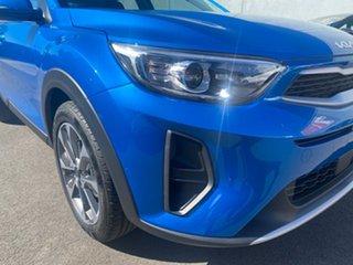 2021 Kia Stonic YB MY22 Sport FWD Sporty Blue 6 Speed Automatic Wagon.
