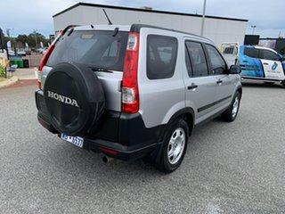 2005 Honda CR-V (4x4) SE Silver 5 Speed Manual Wagon