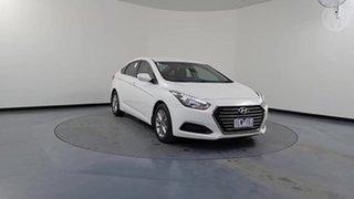 2017 Hyundai i40 VF4 Series II MY17 Active White 7 Speed Auto Dual Clutch Sedan.