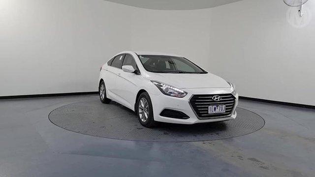 Used Hyundai i40 VF4 Series II MY17 Active Altona North, 2017 Hyundai i40 VF4 Series II MY17 Active White 7 Speed Auto Dual Clutch Sedan