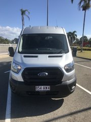 2021 Ford Transit VO 2021.25MY 410L Moondust Silver 10 Speed Automatic Bus.