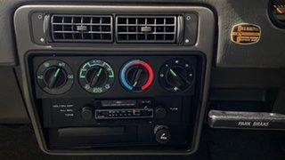 1987 Ford Falcon XF GL Silver 3 Speed Automatic Wagon