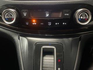 2016 Honda CR-V RM Series II MY17 VTi-L Lunar Silver 5 Speed Sports Automatic Wagon