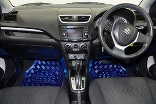 2011 Suzuki Swift FZ GL Blue 4 Speed Automatic Hatchback