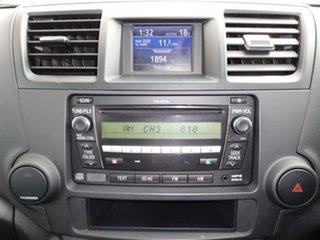 2011 Toyota Kluger GSU40R MY11 KX-R 2WD White 5 Speed Sports Automatic Wagon
