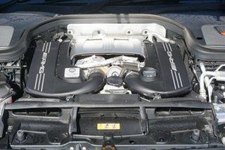 2018 Mercedes-Benz GLC-Class X253 GLC63 AMG SPEEDSHIFT MCT 4MATIC+ S Black 9 Speed Sports Automatic