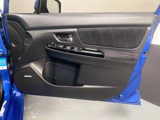 2017 Subaru WRX V1 MY17 STI AWD Blue 6 Speed Manual Sedan