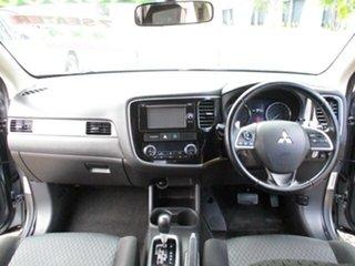 2012 Mitsubishi Outlander ZJ Grey 6 Speed Automatic Wagon