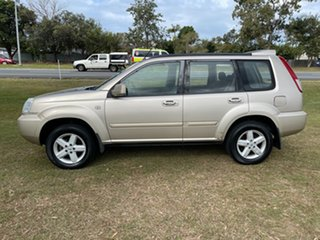 2005 Nissan X-Trail T30 II ST Gold 4 Speed Automatic Wagon