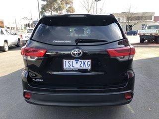 2019 Toyota Kluger GSU50R GXL 2WD Eclipse Black 8 Speed Sports Automatic Wagon