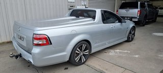 2015 Holden Ute VF MY15 SV6 Ute Storm Nitrate Silver 6 Speed Sports Automatic Utility