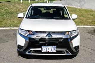 2021 Mitsubishi Outlander ZL MY21 ES 2WD White 6 Speed Constant Variable Wagon