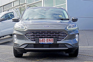 2021 Ford Escape ZH 2021.25MY Grey 8 Speed Sports Automatic SUV.