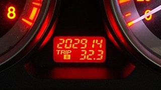 2010 Mazda CX-9 TB10A3 MY10 Classic White 6 Speed Sports Automatic Wagon