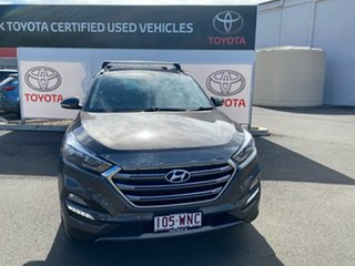 2016 Hyundai Tucson TLE Highlander R-Series (AWD) Brown 6 Speed Automatic Wagon