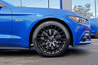 2017 Ford Mustang FM 2017MY GT Fastback SelectShift Blue 6 Speed Sports Automatic Fastback