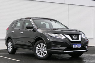 2020 Nissan X-Trail T32 Series II ST X-tronic 2WD Black 7 Speed Constant Variable Wagon.