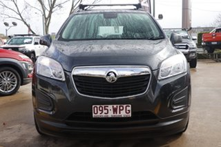 2016 Holden Trax TJ MY16 Active Grey 6 Speed Automatic Wagon.