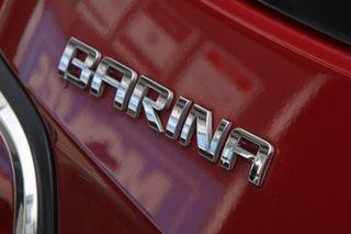 2013 Holden Barina TM MY14 CD Red 5 Speed Manual Hatchback