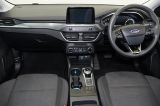 2019 Ford Focus SA 2019.25MY Active Moondust Silver 8 Speed Automatic Hatchback