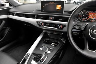 2017 Audi A5 F5 MY18 Sport S Tronic Grey 7 Speed Sports Automatic Dual Clutch Coupe