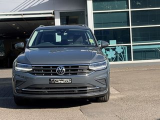 2021 Volkswagen Tiguan 5N MY21 110TSI Life DSG 2WD Grey 6 Speed Sports Automatic Dual Clutch Wagon.
